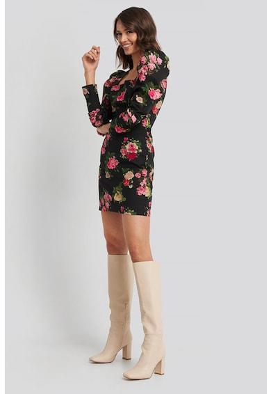 NA-KD Virágmintás miniruha 6 női