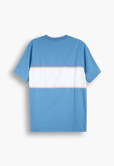 Levi's Tricou cu decolteu la baza gatului si imprimeu logo 09 Barbati