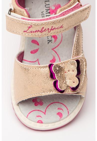 Lumberjack Sandale de piele ecologica Missy Fete