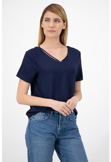Only Nova V-nyakú póló női