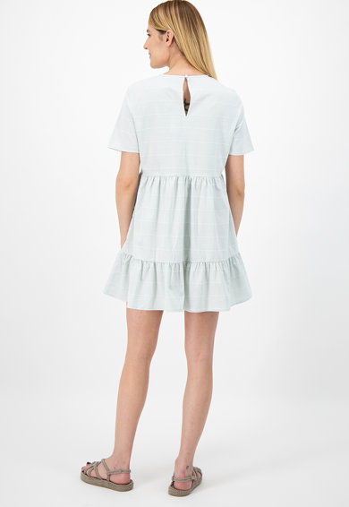 Vero Moda Bővülő fazonú miniruha női