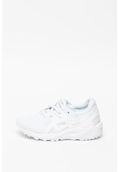 Asics Pantofi sport din piele ecologica si material textil GEL-KAYANO Fete