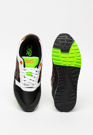 Asics Pantofi sport unisex cu insertii din plasa Gelsaga Femei