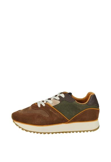 Gant Спортни обувки с велур Жени