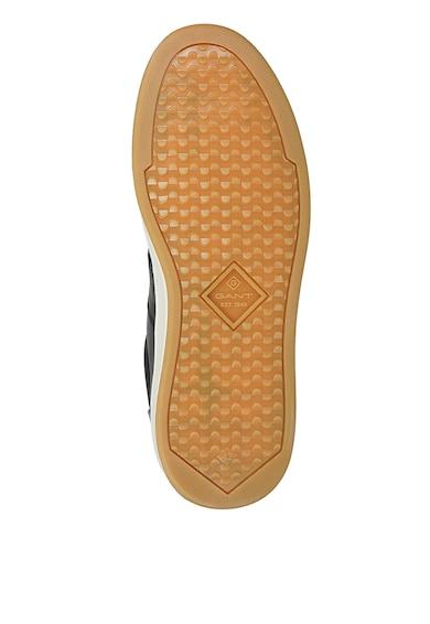 Gant Кожени спортни обувки с контрастни детайли Мъже