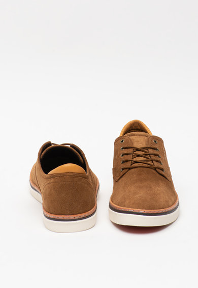 Gant Pantofi casual de piele intoarsa Prepville Barbati
