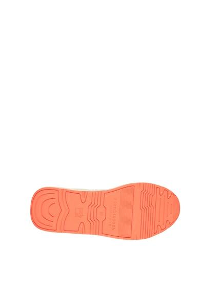Scotch & Soda Celest colorblock sneaker nyersbőr szegélyekkel női