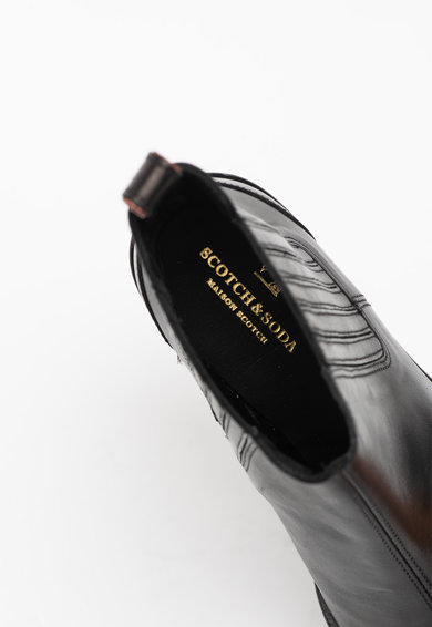 Scotch & Soda Ghete Chelsea cu varf ascutit Trona Femei
