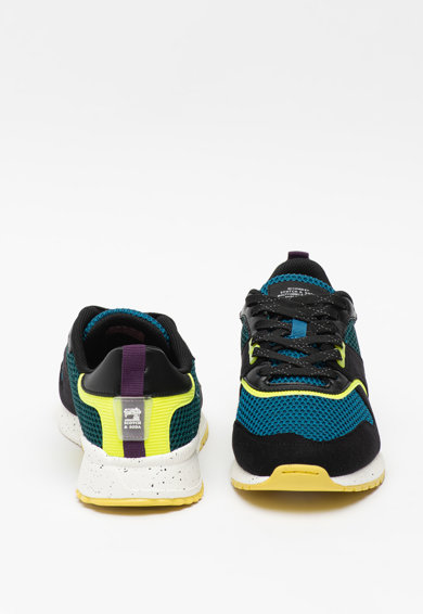 Scotch & Soda Pantofi sport cu garnituri de plasa Vivex Barbati