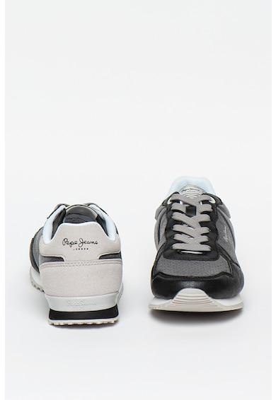 Pepe Jeans London Archie csillámos műbőr sneaker női
