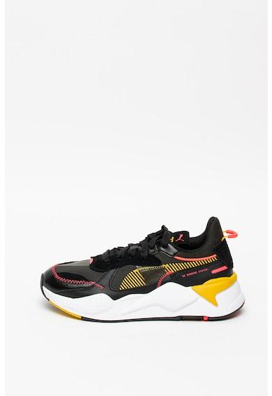 Puma Pantofi sport cu aspect masiv RS-X Proto Femei
