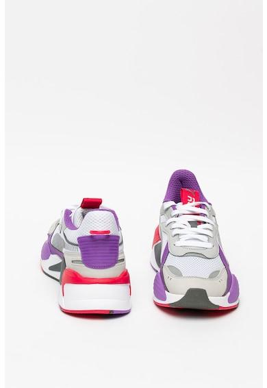 Puma RS-X Bold vastag talpú colorblock dizájnú sneaker férfi