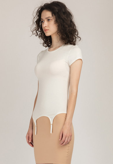 MURMUR Suspender póló női