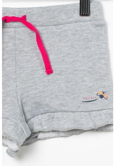 Esprit Dzsörzé rövidnadrág fodros szárvégekkel Lány