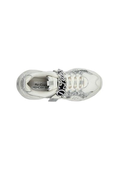 Skechers D'Lites 3.0 telitalpú sneaker szegecsekkel női