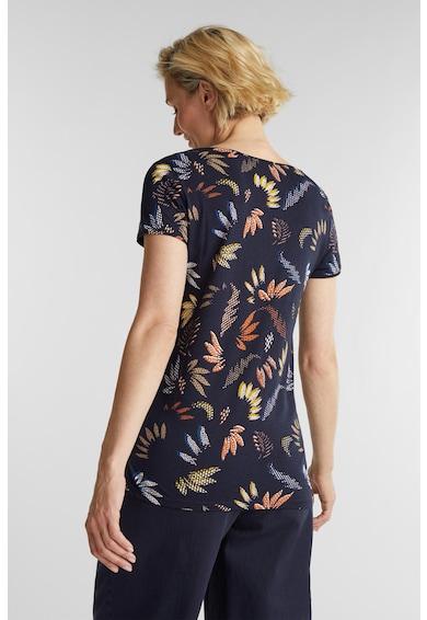 Esprit Modáltartalmú mintás póló női