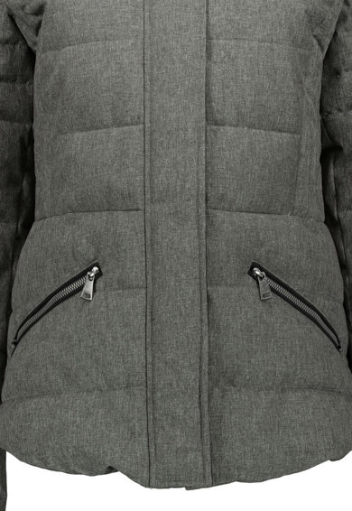 Esprit Steppelt télikabát műszőrme szegéllyel női