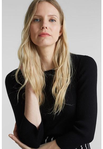 Esprit Rochie evazata tricotata fin Femei