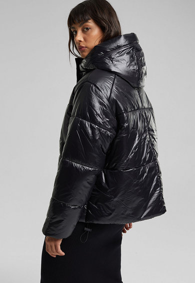 EDC by Esprit Újrahasznosított anyagú télikabát női