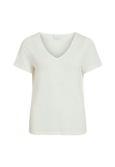 Vila V-nyakú póló női