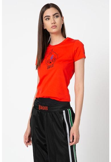 Diesel Supery mintás póló női