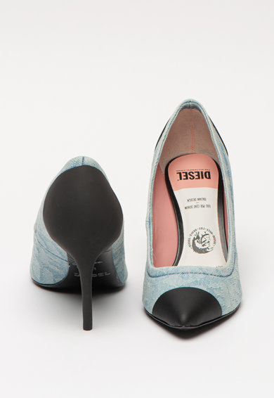 Diesel Pantofi stiletto cu varf ascutit Slanty Femei