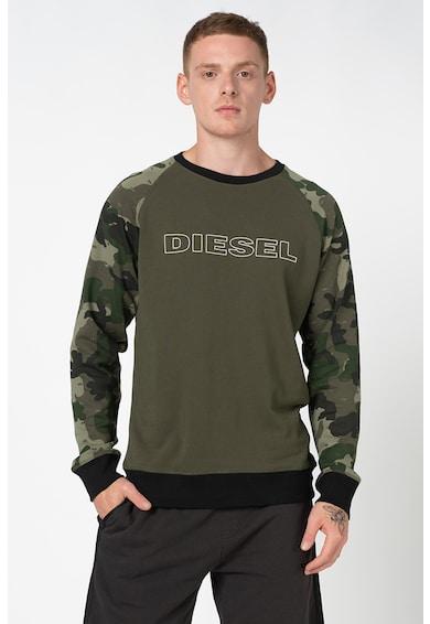 Diesel Logómintás pizsamafelső férfi