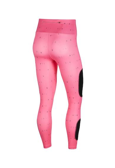 Nike Colanti 7/8 cu model logo, pentru alergare Femei