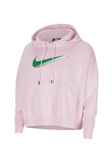 Nike Hanorac lejer cu imprimeu logo Femei