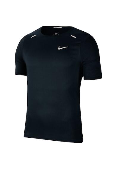 Nike Tricou cu tehnologie Dri-FIT, pentru alergare Breathe Rise 365 Barbati