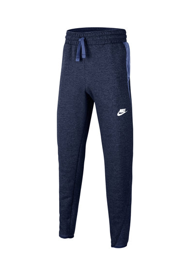 Nike Pantaloni sport cu imprimeu logo discret Fete