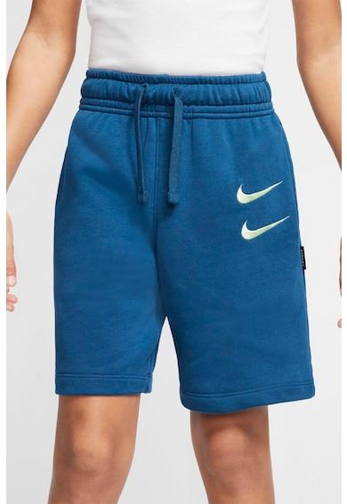 Nike Pantaloni scurti cu buzunare laterale, pentru antrenament Swoosh Fete