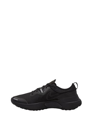 Nike Pantofi cu detalii reflectorizante, pentru alergare React Miler Barbati