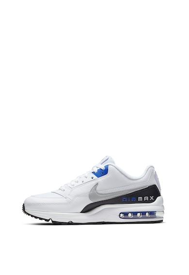 Nike Pantofi sport din piele cu insertii din plasa Air Max LTD 3 Barbati