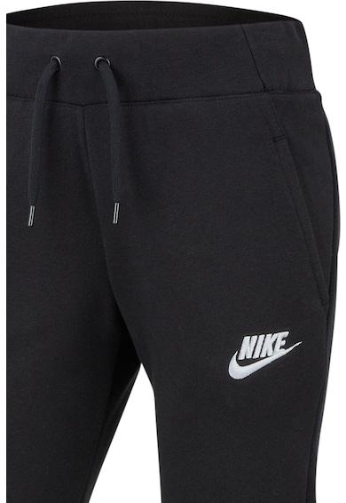 Nike Pantaloni sport cu snur in talie Fete