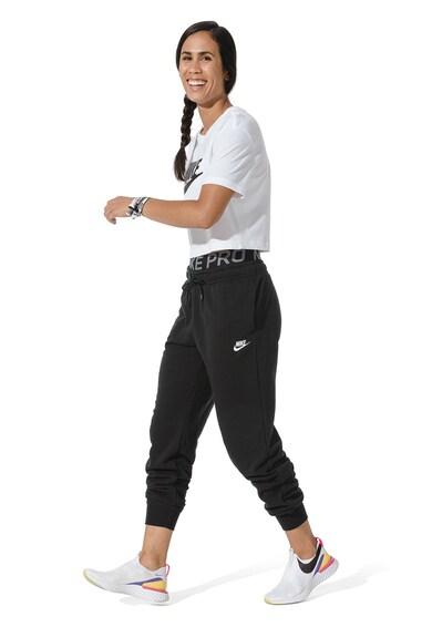 Nike Pantaloni sport conici cu buzunare laterale Sportswear Club Femei