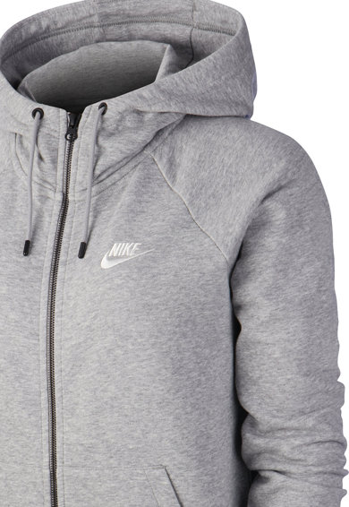 Nike Hanorac cu fermoar si maneci raglan Essential Femei