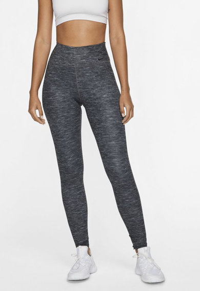 Nike Colanti cu talie inalta, pentru fitness One Luxe Femei