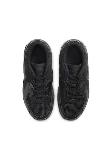 Nike Pantofi sport de piele si material textil Air Max Excee Fete