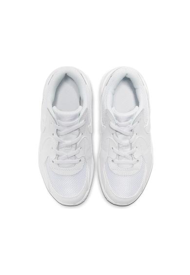 Nike Air Max Excee hálós anyagú bőr és nyersbőr szegélyekkel Lány