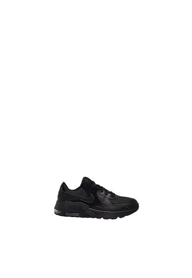 Nike Pantofi sport cu amortizare si garnituri din piele Air Max Excee Fete