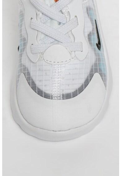 Nike Renew Lucent hálós anyagú sneaker nyersbőr szegélyekkel Lány