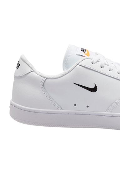Nike Pantofi sport cu insertii din piele Court Vintage Barbati