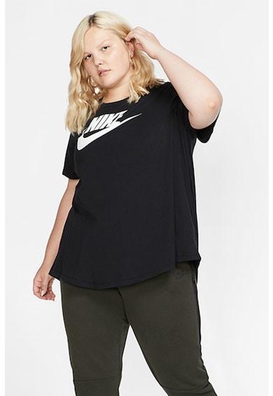 Nike Tricou cu imprimeu logo Futura Plus Femei