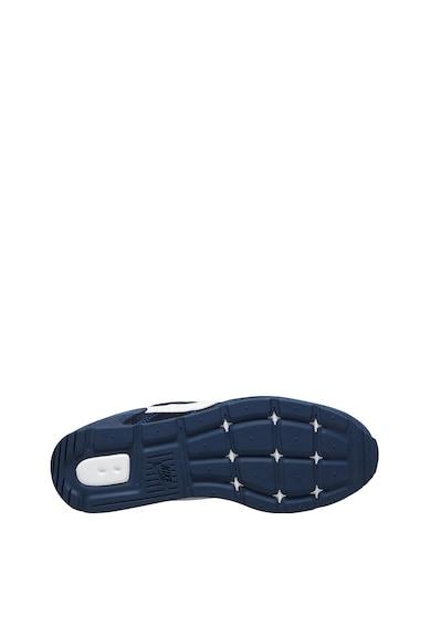 Nike Pantofi sport din piele intoarsa cu insertii din plasa Venture Runner Barbati