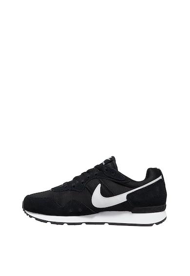 Nike Pantofi sport de piele intoarsa, cu insertii de plasa Venture Runner Femei