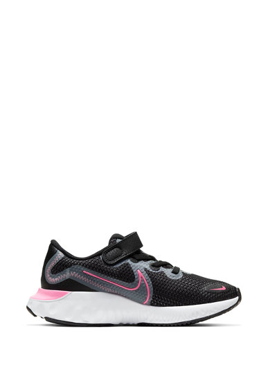 Nike Pantofi sport din plasa cu velcro RENEW RUN Fete