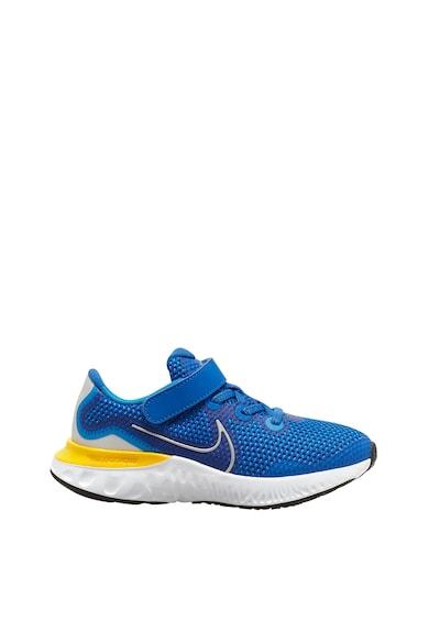 Nike Мрежести спортни обувки RENEW RUN с велкро Момичета