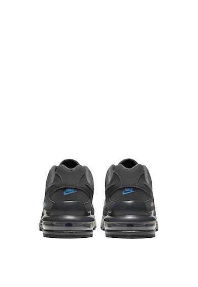 Nike Pantofi sport din piele si material textil AIR MAX WRIGHT Fete