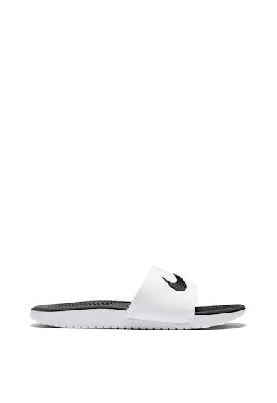 Nike Papuci cu logo contrastant Kawa Baieti